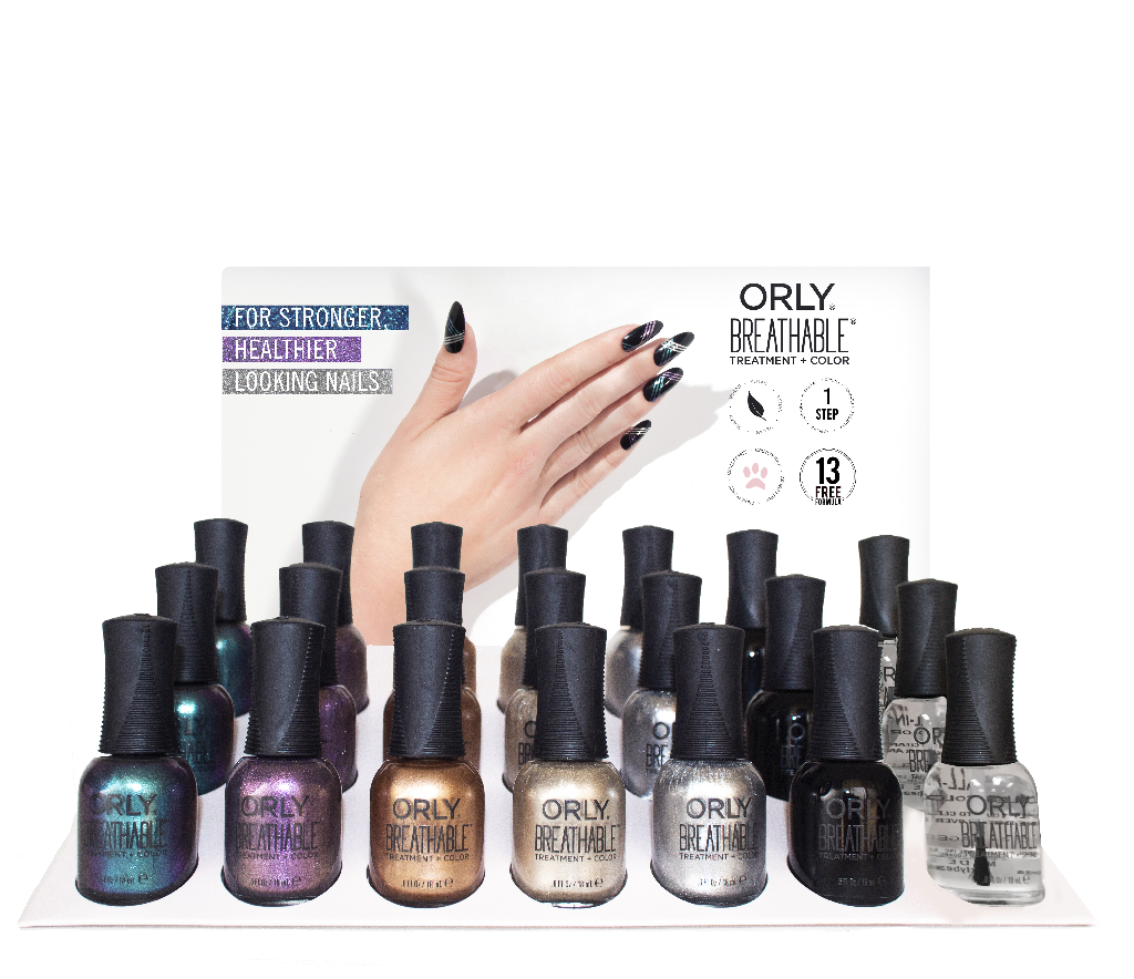 ORLY Breathable 21-tlg. Display