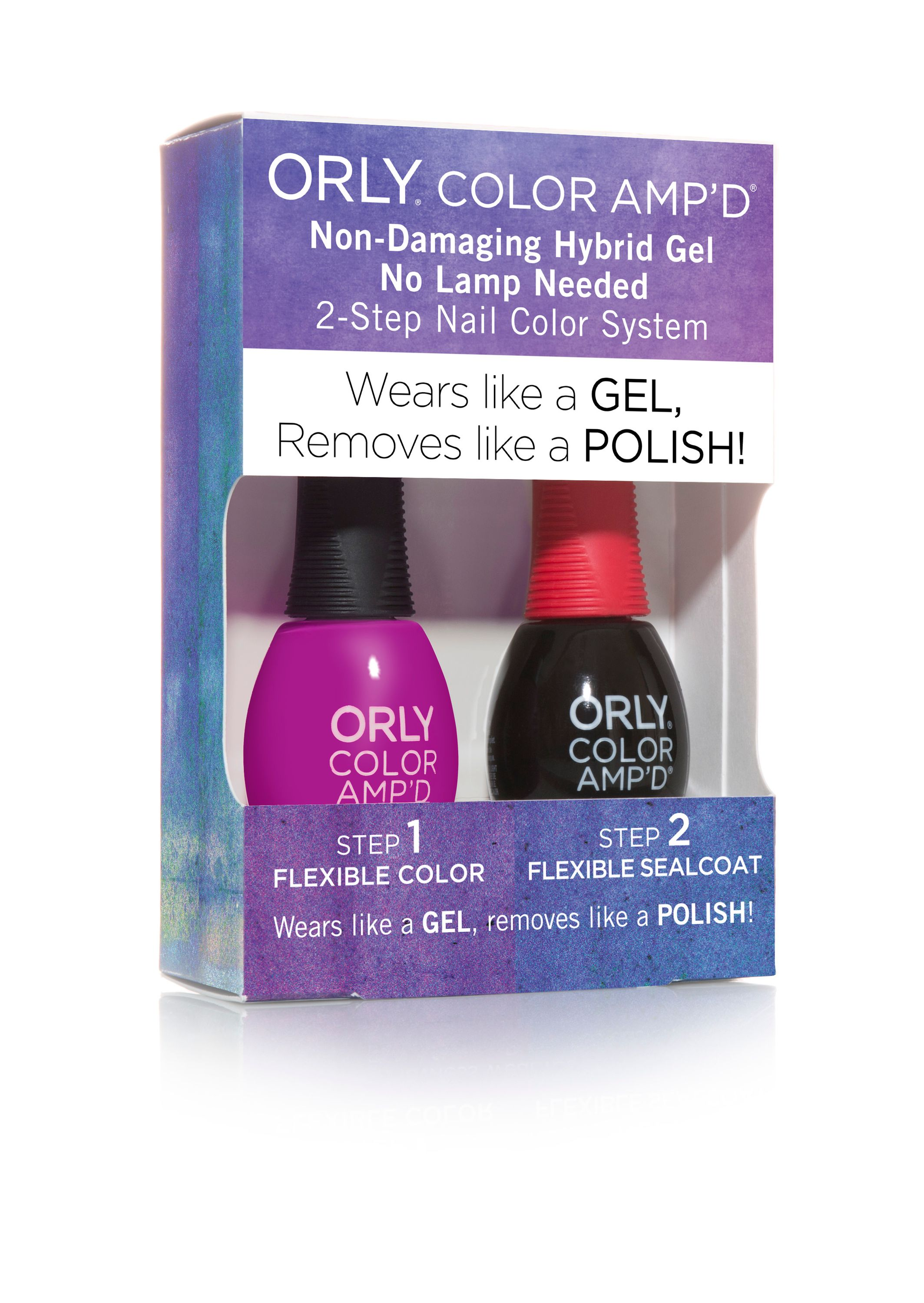 ORLY Color Amp'D Kit On The List