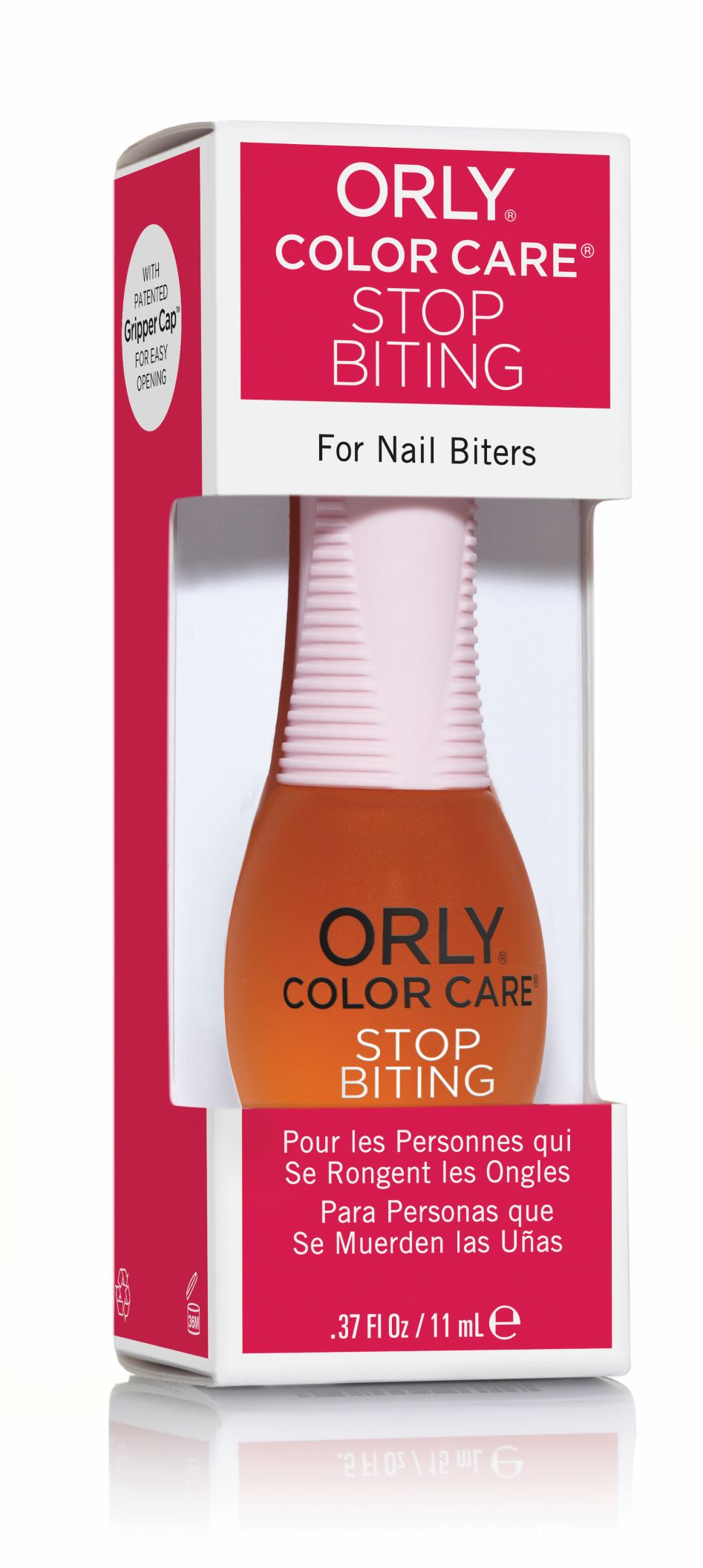 ORLY COLOR CARE Stop Biting Anti-Nagelkau