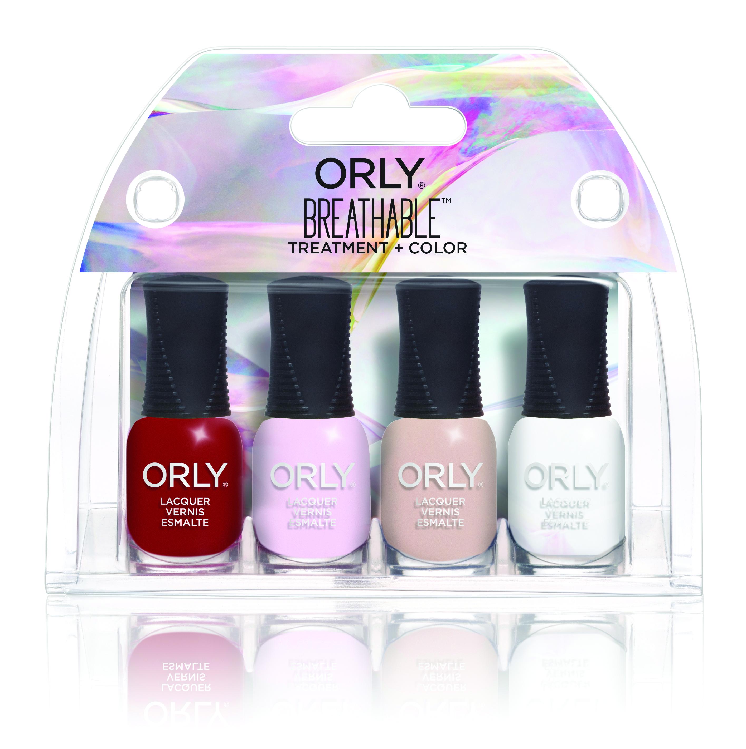 Orly - Breathable Mini Kit