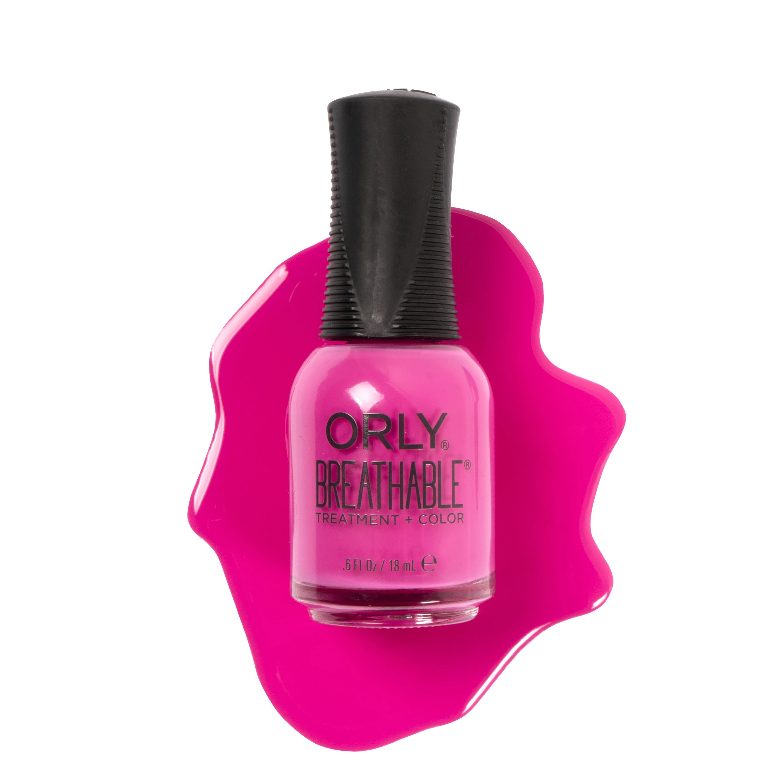 ORLY Breathable - Nagellack - Berry Intuitive, 18 ML